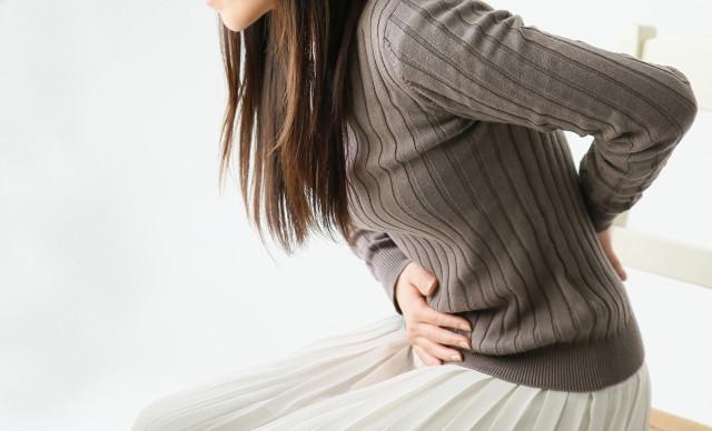 """""""内臓の不調やストレスも腰痛の原因"""""""